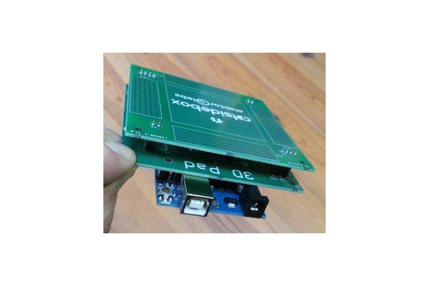 3DPad tranche