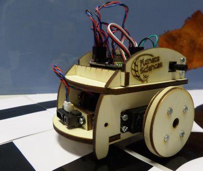 Robot Boum'Bot