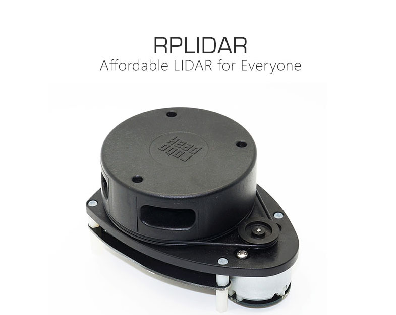 RPLIDAR description 1