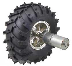 moteur et roue dagu