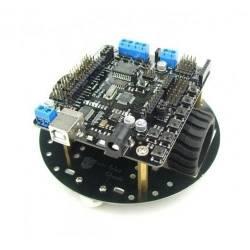 Kit mini robot mobile 2 roues