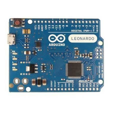 Carte Arduino Leonardo sans header