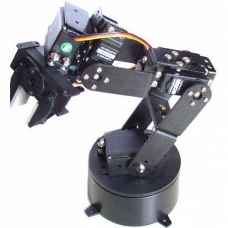 Bras robotique à 6 degrés de liberté