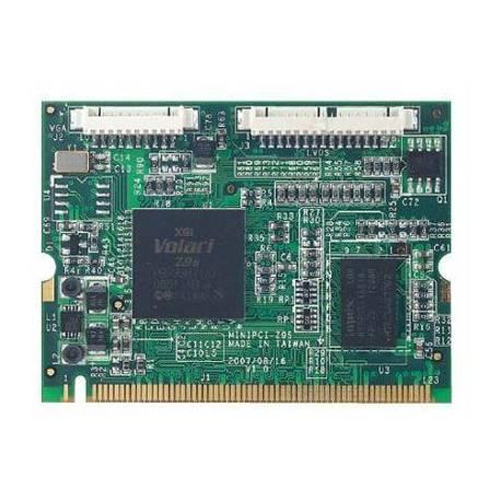 Carte vidéo VGA mini-PCI pour Roboard