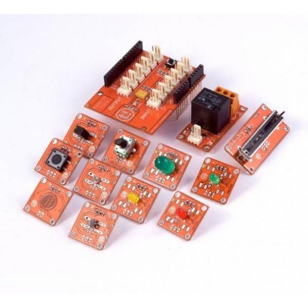 Arduino tinkerkit base kit