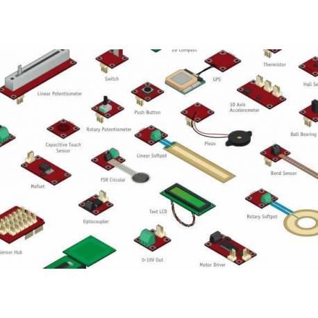 Arduino TinkerKit - Base Kit