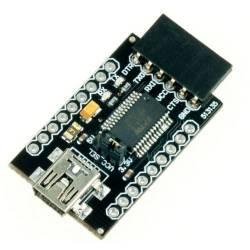 Module USB-Série FTDI Basic Breakout 5V/3.3V