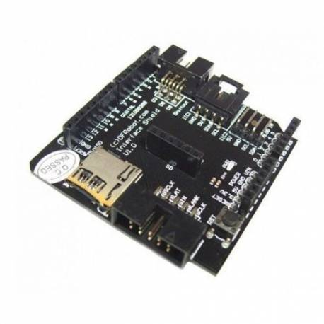 Shield d'interfaçage pour Arduino