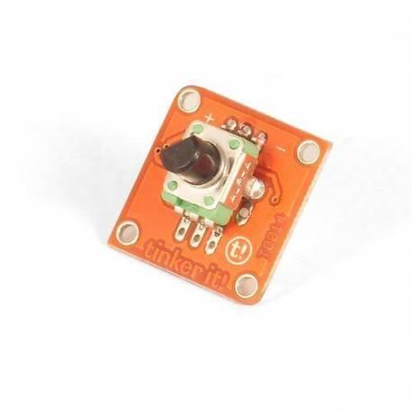 Module TinkerKit Potentiomètre Rotatif