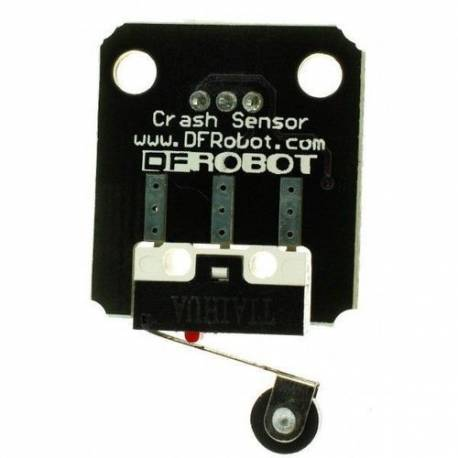 """micro-switch """"Bumper"""" anti-collision (gauche)"""