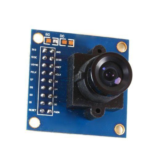Module camera VGA OV7670 contrôle d/'exposition automatique 640X480 pour arduino