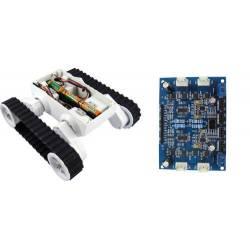 Kit Robot Rover 5 2WD avec codeurs