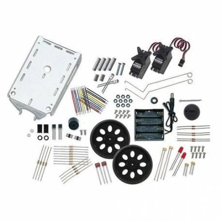 Kit Robotique Parallax Boe-Bot