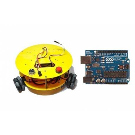 Kit Robot Holonome MiniOmni