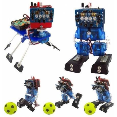 Kit Dagu mini bots: Bipède et Hexapode
