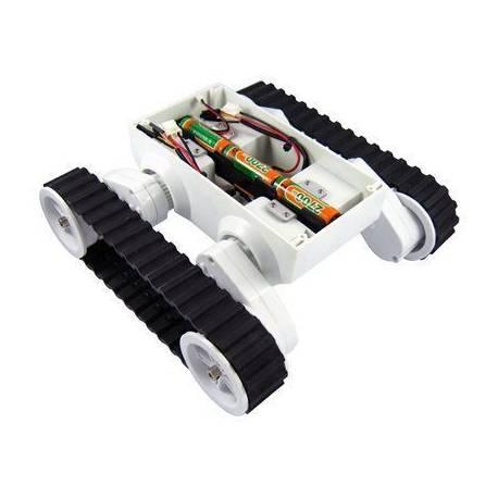 comment fabriquer un robot pour debutant pdf