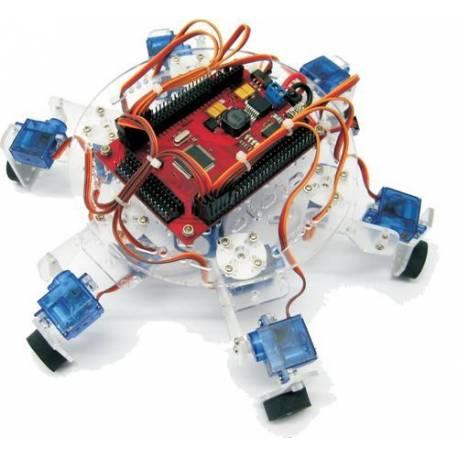 Châssis robot hexapode DAGU 12 axes