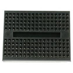 Mini Breadboard 170 points Adhésive - Noir