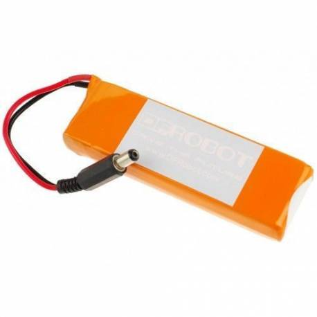 Batterie Lithium Polymère LIPO 7,4V 2200mAh