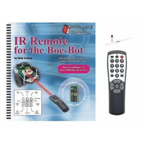 Kit télécommande pour Parallax Boe-Bot