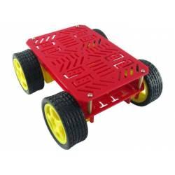 """Châssis robot 4 roues """"Dagu Magician"""""""