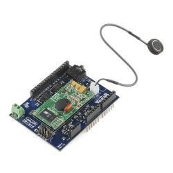 Shield de reconnaissance vocale EasyVR v2.0