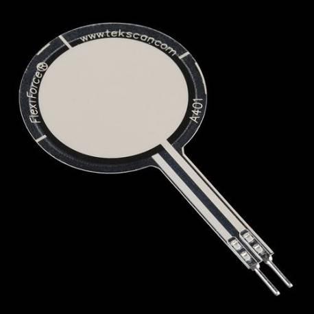 Capteur de pression Flexiforce 25.4mm