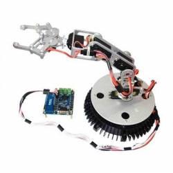 Kit bras robotique à 6 degrés de liberté Dagu RP6