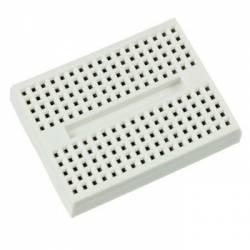 Mini Breadboard 170 points Adhésive - Vert