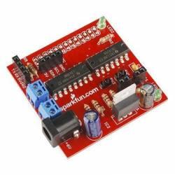 Carte RaspiRobot pour Raspberry PI