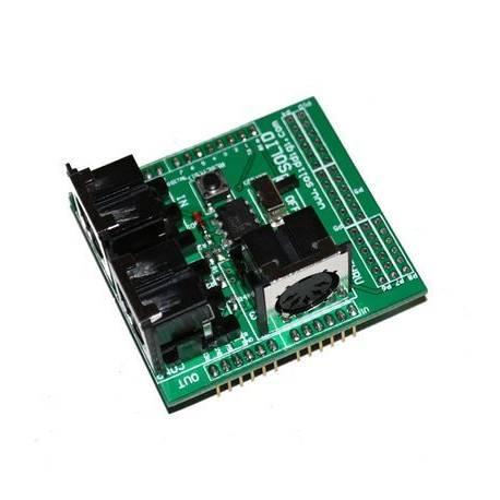 Shield Midi pour Arduino