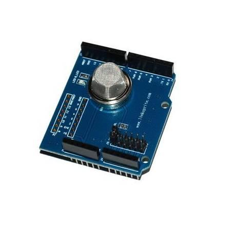 Shield detecteur de fumée pour Arduino