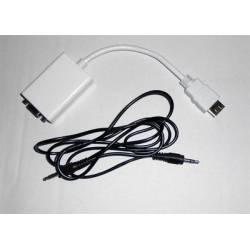 Câble HDMI vers VGA pour PcDuino