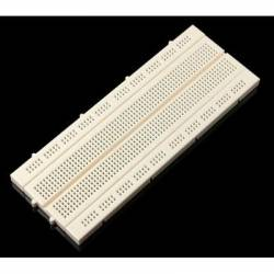 Breadboard standard 600 points adhésive