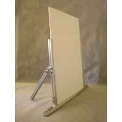 Plaque en polystyrene blanc - 300mmx200mmx3mm