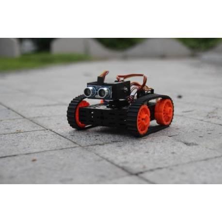 """Kit Multi chassis 4WD """"tank Explorer"""" DAGU"""