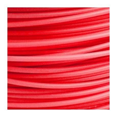Filament PLA 1.75 mm rouge fluo