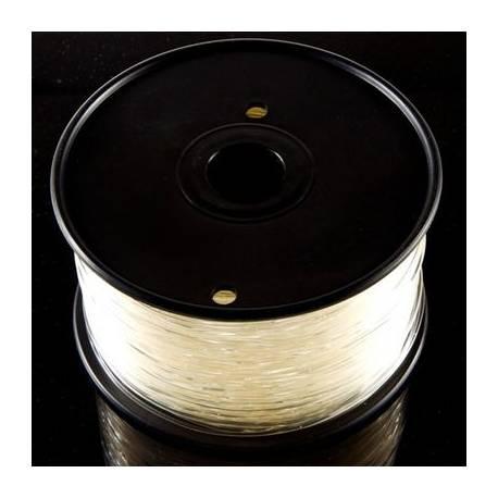 Filament PLA 1.75 mm cristal transparent