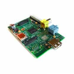 Carte Raspberry Pi Type A (256Mo)