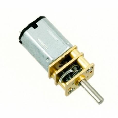 Mini motoreducteur 6V metal 50:1