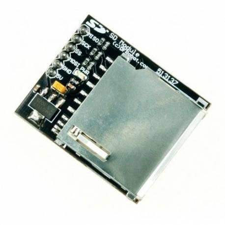 Module SD pour Arduino