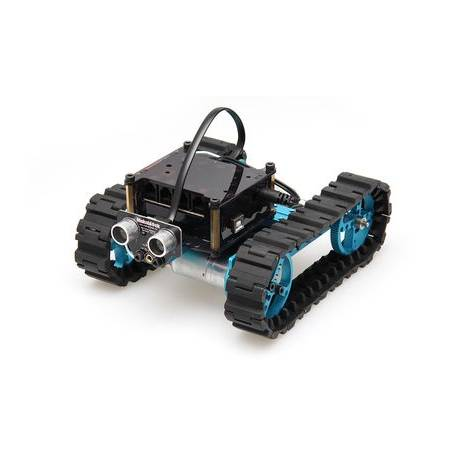Starter Robot Kit (With Electronics) blue