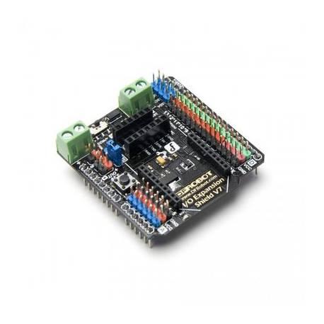 Shield I/O pour Arduino v5