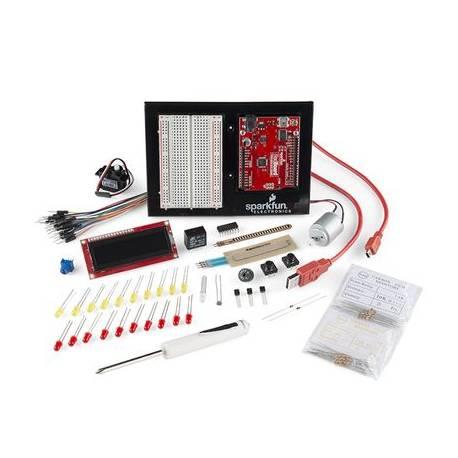 Inventor's kit pour Arduino de Sparkfun v3.1