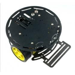 Plateforme robot mobile 2 roues Turtle