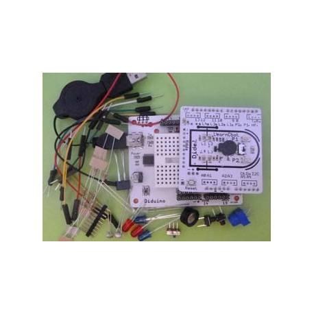 Kit Didel Diduino + LearnCbot
