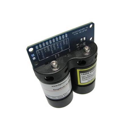Module télémetre laser open source