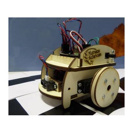 kit robot Boum'Bot