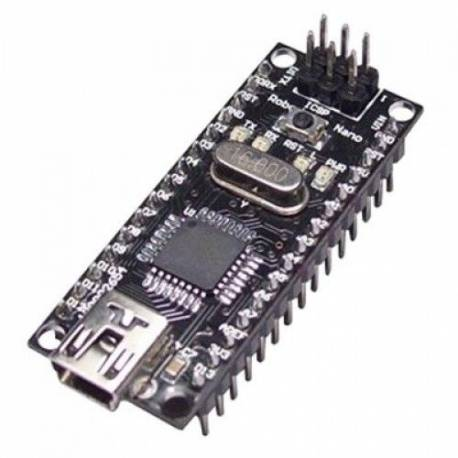 Carte Muicrocôntroleur DFRduino Nano (100% Compatible Arduino Nano)