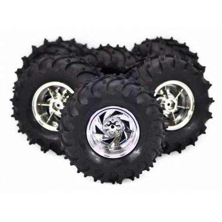 roue tout terrain